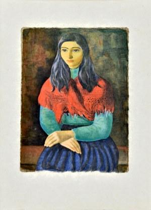 Mojżesz Kisling (1891 - 1953), Dziewczyna z Marsylii
