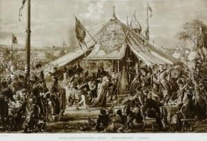 Jan Matejko (1838 - 1893), Potęga Rzeczpospolitej u zenitu - ZŁOTA WOLNOŚĆ - ELEKCYA