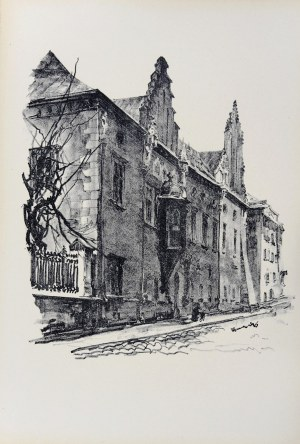 Jan Kanty Gumowski (1883-1946), Biblioteka Jagiellońska