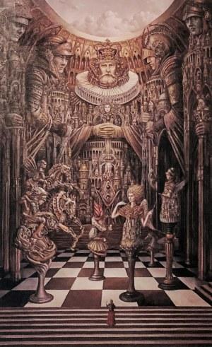 Tomasz Sętowski, Tysiącletnie królestwo
