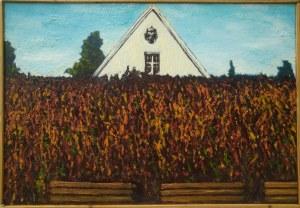 Jacek Barszcz, Jesień przy eremach pokamedulskich na Bielanach