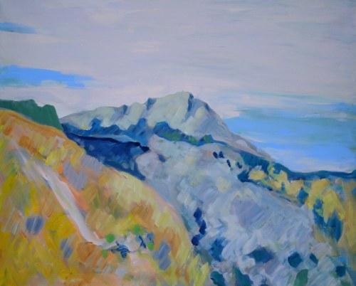 Leszek Drygalski, Góry