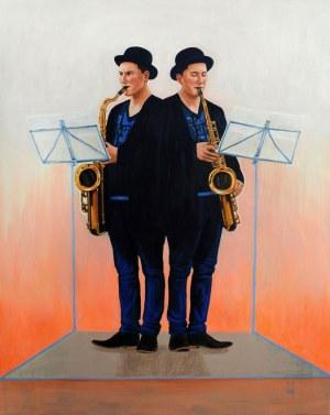 Jolanta LACH (pseud. Elyot), Double Jazz, 2020 r.