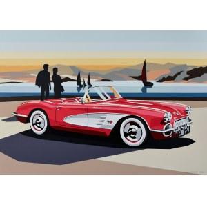 Jakub Napieraj, Red Corvette, 2020