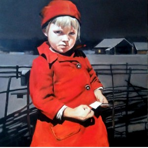 Jan Dubrowin, Czerwony kapturek, 2020
