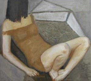 Błażej Tomczak, Dziewczyna, z cyklu Fabryka, 2016r.