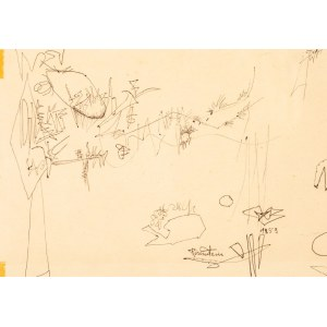Erna ROSENSTEIN (1913 - 2004), Bez tytułu, 1959