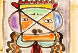 Jonasz STERN (1904 - 1988), Bez tytułu, lata 50.