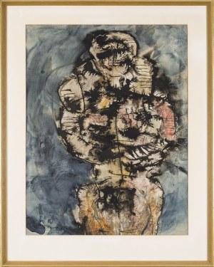Marek OBERLÄNDER (1922 - 1978), Bez tytułu, 1965