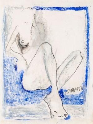 Joanna SARAPATA (ur. 1962), Bez tytułu, niedatowany