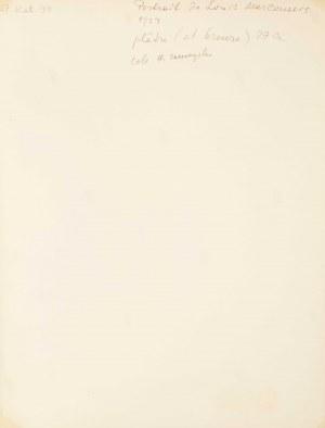 Eustachy KOSSAKOWSKI (1925 - 2001), Kolekcja 23 fotografii z pracowni Augusta Zamoyskiego