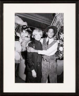 Ben BUCHANAN, Jean-Michel Basquiat and Andy Warhol, niedatowany
