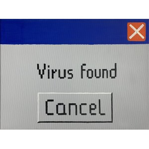 Laura PAWELA (ur. 1977), Virus, 2006