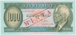 1983. március 25. 1000Ft