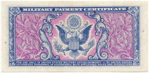 Amerikai Egyesült Államok / Katonai kiadás 1951. 50c T:II USA / Military Payment Certificate 1951. 50 Cents C...