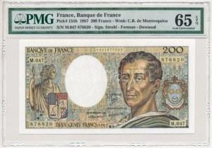 Franciaország 1987. 200Fr