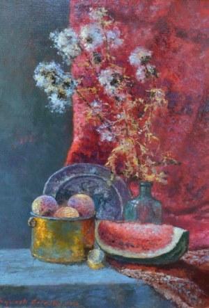 Wojciech Górecki, Martwa natura z arbuzem