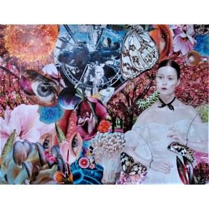 Joanna Kamirska-Niezgoda ,Tajemniczy ogród1,2020