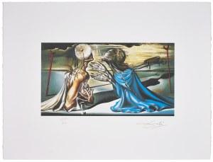 Salvador Dali (1904-1989), Tristan & Isolde