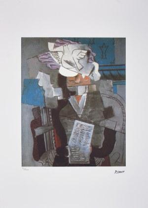 Pablo Picasso (1881-1973), Personages cubistes