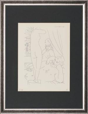 Pablo Picasso (1881-1973), La suite vollard