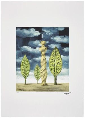 Rene Magritte (1898-1967), Lamour de la nature, 1989