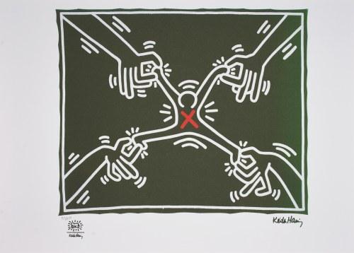 Keith Haring (1958-1990), Bez tytułu