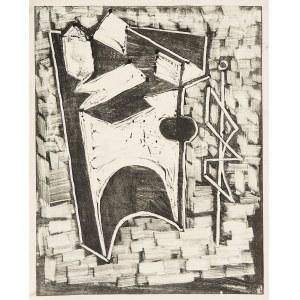 Jonasz Stern (1904 Kałusz - 1988 Zakopane), Bez tytułu