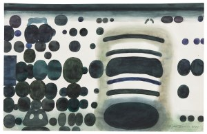 Jan Tarasin (1926 Kalisz - 2009 Warszawa), Obce ciało, 2002 r.