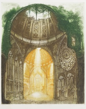 Barbara Rosiak (ur. 1955), Katedra samotności, 1979 r.