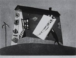 Jerzy Dmitruk, Z cyklu Żywot malarza, Świat kreacji, 2006