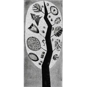 Jerzy Dmitruk, Z cyklu Drzewa objawień, Niebo dzieciństwa, 2010