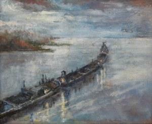 Ewa Kalinowska-Maćków, Przed nocą, 1992