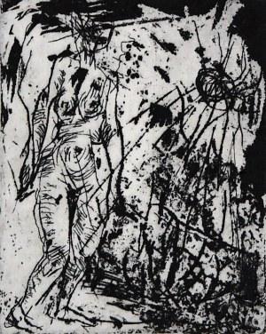 Włodzimierz Syguła, Stojąca, 1990