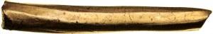 Lubart Gedyminowic 1323-1383, 1/4 grzywny złota.