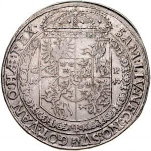 Władysław IV 1632-1648, Talar 1647, Bydgoszcz. RRR