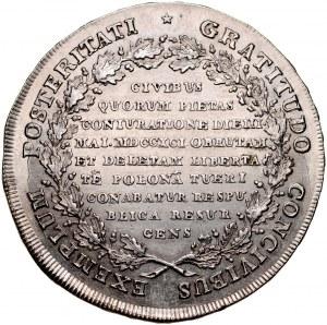 Stanisław August Poniatowski 1764-1795, Talar targowicki 1793, Warszawa.
