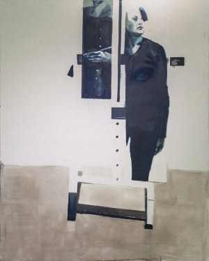 Monika Smyła (ur. 1985), Autoportret, 2009
