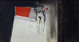 Anna Ostapowicz (ur. 1981), Kobieta leżąca, 2007