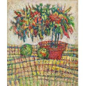 Agnieszka Śliwa (ur. 1978), Martwa natura z jabłkami, 2004