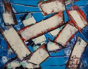 Jan Śliwka (ur. 1946), Kompozycja abstrakcyjna