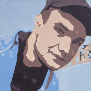 Zbigniew Sikora (ur. 1985), Portret XIV, 2008