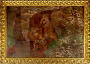 Jacek Malczewski (1854 - 1929), Zuzanna i starcy, 1913