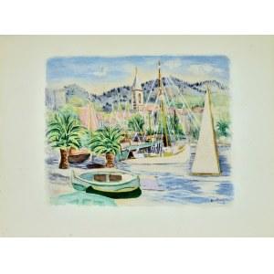 Mojżesz Kisling (1891 - 1953), Port