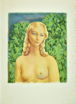 Mojżesz Kisling (1891 - 1953), Ewa