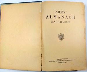 Polski almanach uzdrowisk 1934