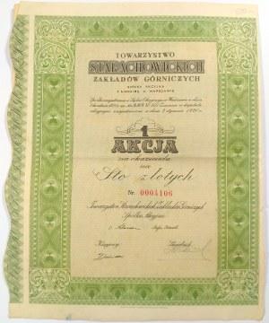Akcja Towarzystwa Starachowickich Zakładów Górniczych