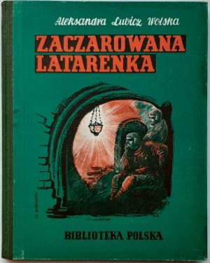 Lubicz-Wolska, Zaczarowana latarenka il. St. Bobiński 1939