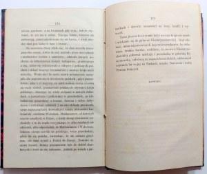 Moszczyński, Pamiętnik do Historyi Polski 1863
