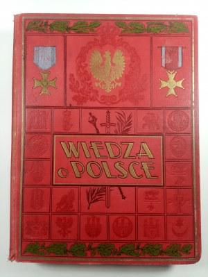 Wiedza o Polsce Tomy 1-4